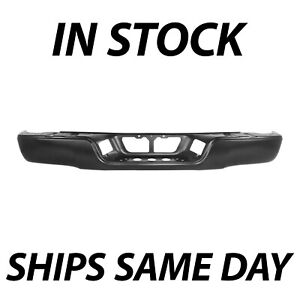 New Primered Steel Rear Step Bumper Face Bar For 2007 2013 Tundra Pickup 07 13