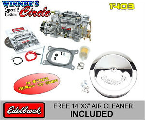 Edelbrock 1403 Electric Choke 500 Cfm Square Bore
