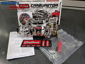 Edelbrock 14064 Electric Choke 600 Cfm Square Bore