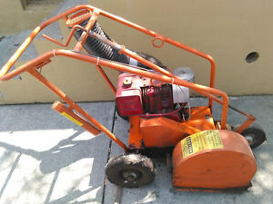 Aeroil Gas Roof Saw Roofing Cutter Briggs And Stratton 10 Hp Engine