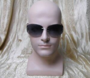 Top Quality Realistic Fiberglass Male Mannequin Dummy Head For Hat And Wig