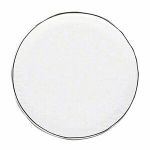 Classic Accessories 75100 Overdrive Custom Fit Spare Tire Cover White 21 22