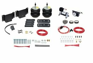 Firestone Ride rite 2811 All in one Analog Kit Incl Air Springs Compressor Air
