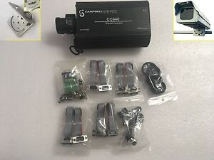 Campbell Scientific Cc640 Digital Camera With Enclosure And Mounting Kit