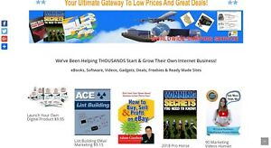 Best Value Business Website For Sale Free Social Media Marketing