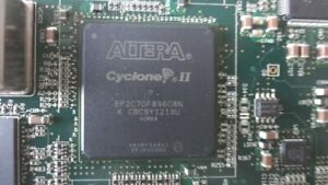 Altera Cyclone Ii Fpga Devices Dsp 100g Ep2c70