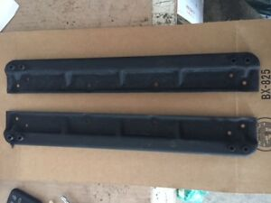 Porsche 911 912 Front Seat Seats Support Brackets Mounts Rare 69 73