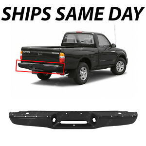 New Primered Rear Steel Bumper Face Bar Shell For 1995 2004 Toyota Tacoma 95 04