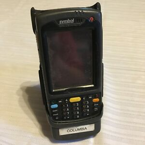 Motorola Symbol Mc70 Mc7090 pk0dcrfa8wr Windows Mobile 5 Barcode Scanner Wifi c