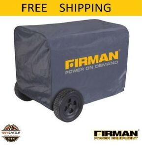 Firman Generator Cover Large 5000 8000 Watts 1009 Free Shipping