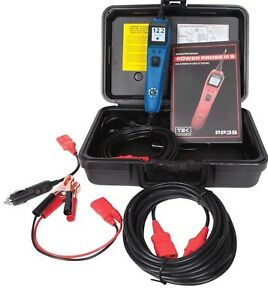 Power Probe 3s W Case Accessories Blue Pp3s02as