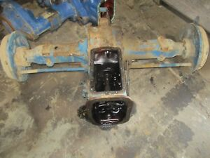 Ford 2000 3000 Tractor Rear End