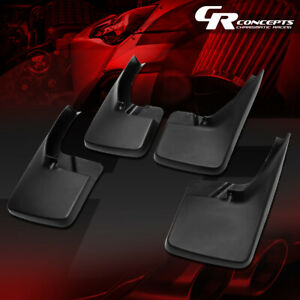 For 09 18 Dodge Ram Truck 1 8 Thick 4pcs Front Rear Mud Guard Splash Flaps Kit