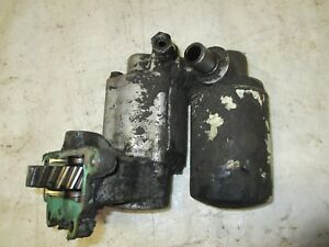 Ford 2000 3000 4000 Tractor Hydraulic Pump