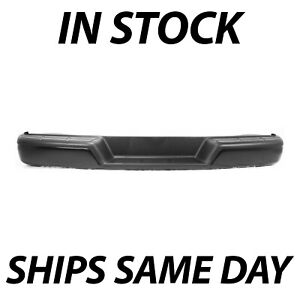 New Primered Steel Rear Bumper Assembly For 1996 2017 Chevy Express Gmc Savana