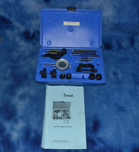 Central 6482 Master Timing Gage Set For 2 cycle Small Engine 1 Range