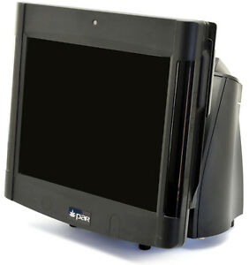 Par Everserv Pos Terminal M7125 01 core2 15 Touch W display msr windows Loaded