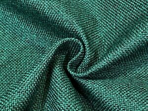 Vintage Hunter Green Tweed Automotive Seat Cover Fabric Upholstery Auto 55 W