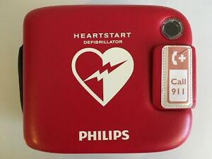 New Philips Heartstart Frx Aed Defibrillator With Battery 6 Year Warranty