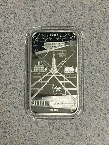 Coca Cola .999 1oz Silver Bar Corinth, Mississippi MS 75th Anniversary