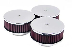 K N Filters 60 1350 Custom Air Cleaner Assembly