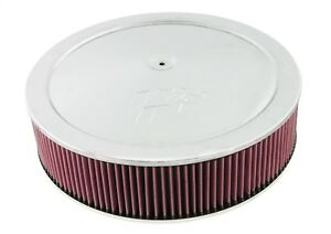 K N Filters 60 1641 Custom Air Cleaner Assembly