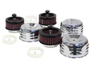 K N Filters 60 0503 Custom Air Cleaner Assembly