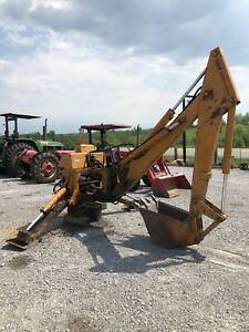 580 Case Backhoe Attachment