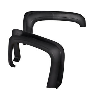 Factory Style Fender Flares Standard Cab Extended Cab For 07 13 Silverado 1500