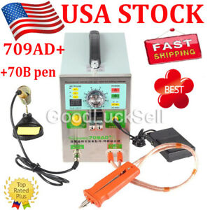 18650 Battery Pack Welding Soldering Sunkko 709ad Battery Pulse Spot Welder 70b