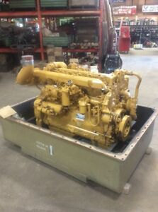 Caterpillar 3306 Pc Diesel Engine New Unused