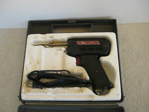 Weller Electric 100 140 Watt Dual Heat Solder Gun Soldering Iron 8200