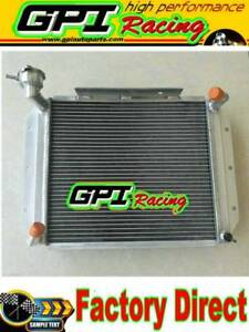 62mm Custom Radiator Mg Mga 1500 1600 1622 De Luxe Mt 1955 1962 New