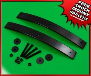 Lift Kit Up To 2 Rear Steel Add A Leaf For 2004 2012 Chevy Colorado Gmc Canyon
