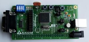 Axiom Aps12c128 Microcontroller Development Board
