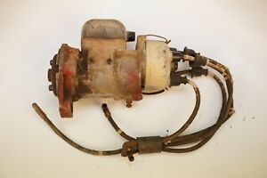 J4 Magneto Ignition International Harvester Farmall Cub Ih For Parts Or Repair