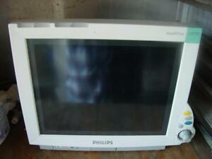 Philips Intellivue Mp70 Touch Screen Patient Monitor Scr