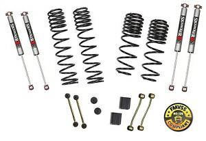 Skyjacker Jl25bpmlt Suspension Lift Kit W shock Fits 18 19 Wrangler jl