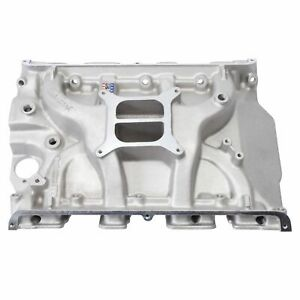 Edelbrock 2105 Performer 390 Intake Manifold For Ford Fe W Free Intake Gaskets
