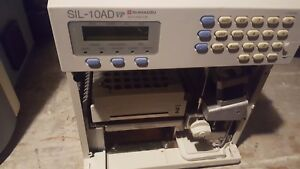 Shimadzu Hplc System With Fraction Collectors Ecd Uv vis And Fluorescence Dete