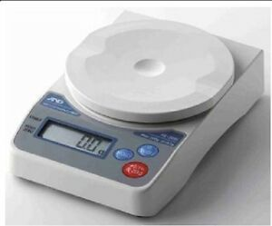 A d Hl 2000i Lab Balance compact Portable Scale 2000 G X 1g battery Operated new
