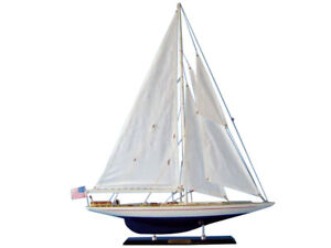 Replica Handcrafted Sailboat 27 Assembled High Museum Quality Amazing Detail