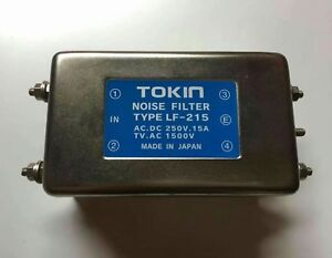 Lf 215 Tokin Noise Filter New New New 1pcs Per Lot