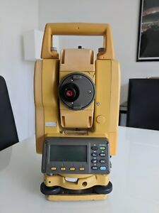 Total Station Topcon Gpt 3007 Survey Equipment