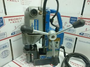 Hougen Hmd904 Magnetic Drill Super Heavy Duty