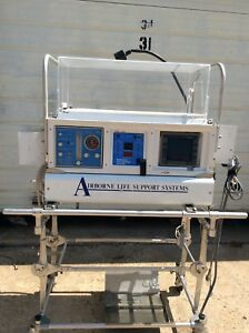 Airborne Life Support Systems Infant Incubator