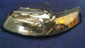 2001 2004 Ford Mustang Gt Cobra Left Driver Side Oem Factory Headlight Head Lamp