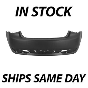 New Primered Rear Bumper Cover For 2011 2015 Chevy Cruze With Rs Sport Package