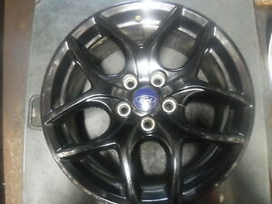 2015 2016 2017 Ford Focus 17 Inch 10 Spoke Alloy Wheel Oem 1470599