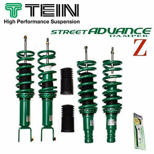 Tein Street Advance Z 16ways Adjustable Coilovers For 16 18 Civic Sedan 2 0 Fc2